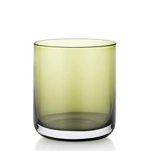 IVV Lounge Bar Green 290ml Water Glass