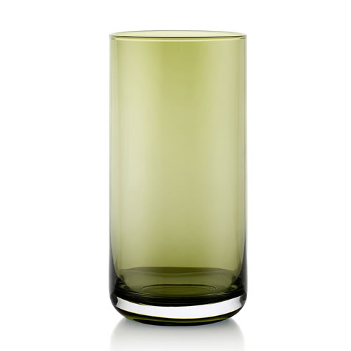 IVV Lounge Bar Green 420ml Glass