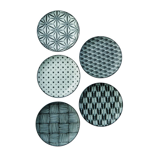 Komon B&B Plate Set