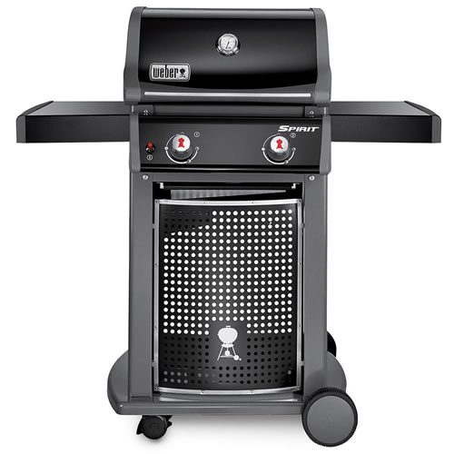 Weber Spirit E-210 LP Black