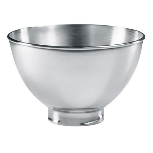 Stainless Steel Mixing Bowl 3L without Handle to fit KSM150