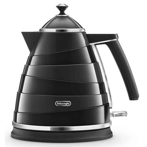 Delonghi  Avvolta 1.7 Litre Kettle in Black