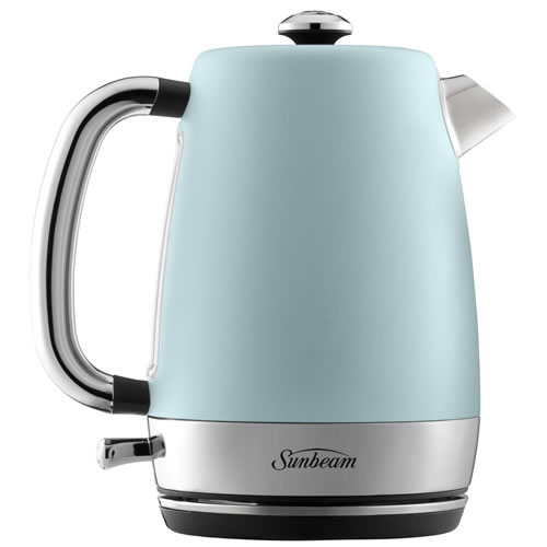 Sunbeam London Collection Conventional 1.7 Litre Kettle Light Blue