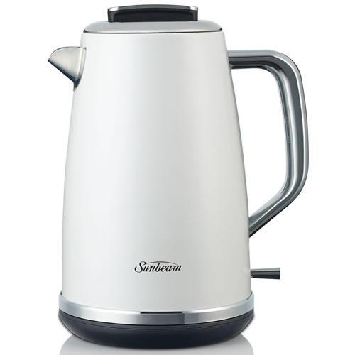 Sunbeam Gallerie 1.7 Litre Jug Kettle White