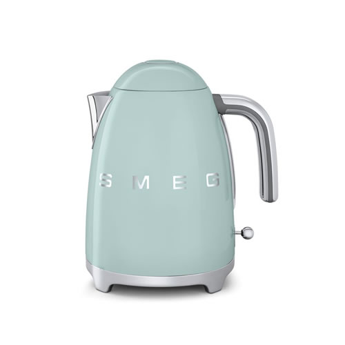 50's Style Kettle Pastel Green