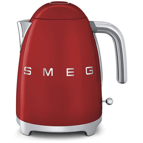 Smeg 50's Style Kettle Red