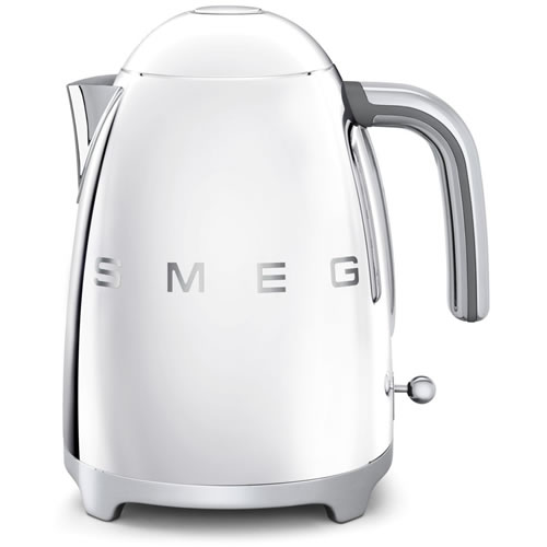 Smeg 50's Style Kettle Stainless Steel