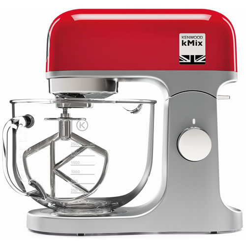 Kenwood kMix 5 Litre Kitchen Machine Red