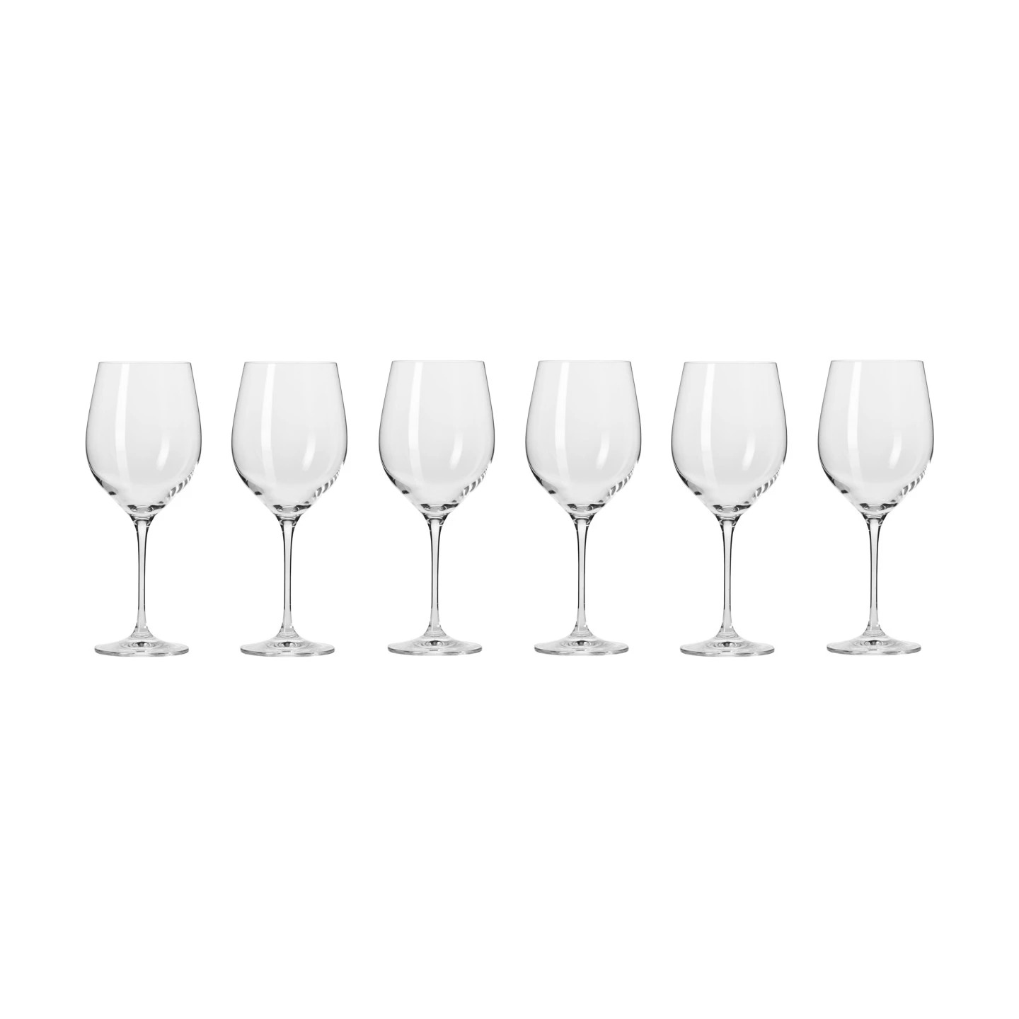 Harmony Red Wine Glasses 450ML Set of 6