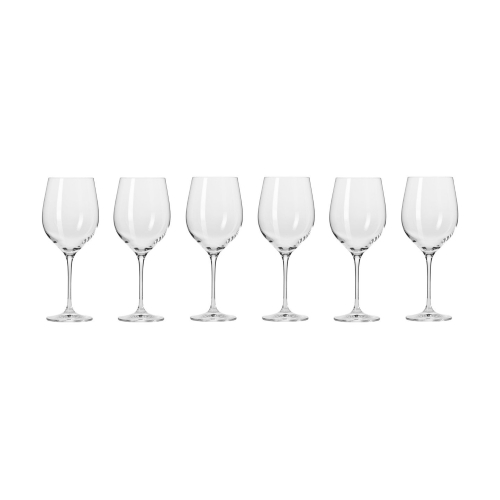 Harmony White Wine Glasses 370ML Set of 6