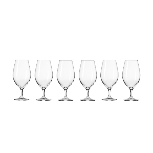 Harmony Beer Glasses 400ML Set of Six