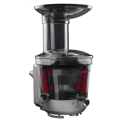 Juicer and Sauce Attachment