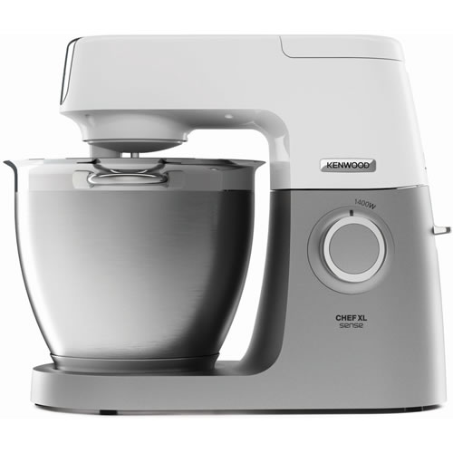 Kenwood Chef Sense XL 6.7 Litre Electric Mixer Silver White