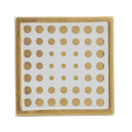 Spot Ceramic Coaster Set