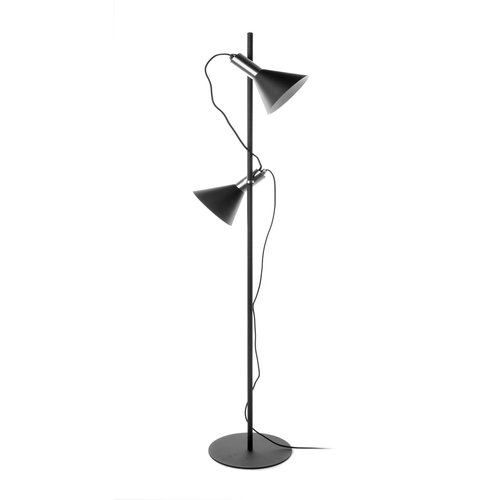 Odette Floor Lamp in Black