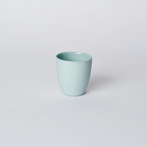Latte Cup in Blue