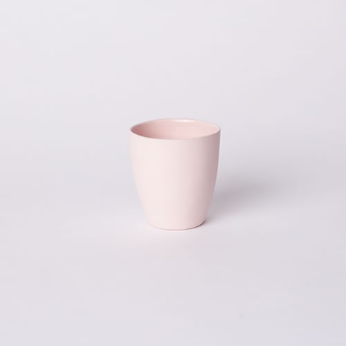 Latte Cup in Pink