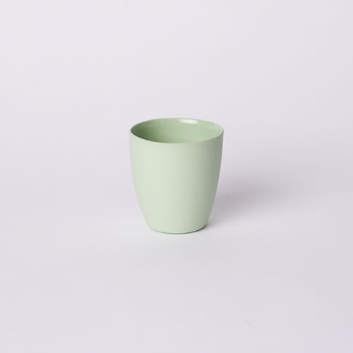 Latte Cup in Pistachio