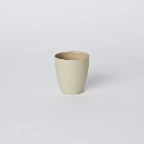 Latte Cup in Sand