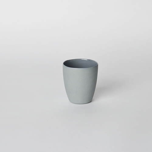 Latte Cup in Steel