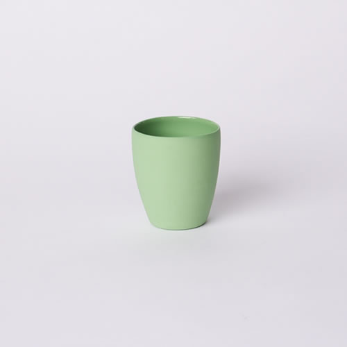 Latte Cup in Wasabi