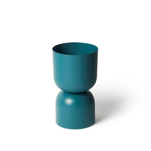 Tone Planter in Teal