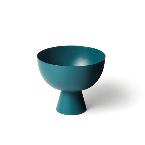 Vera Small Vase in Teal