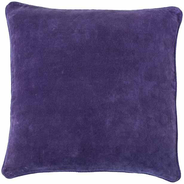 Lynette Velvet Grape 50cmx50cm