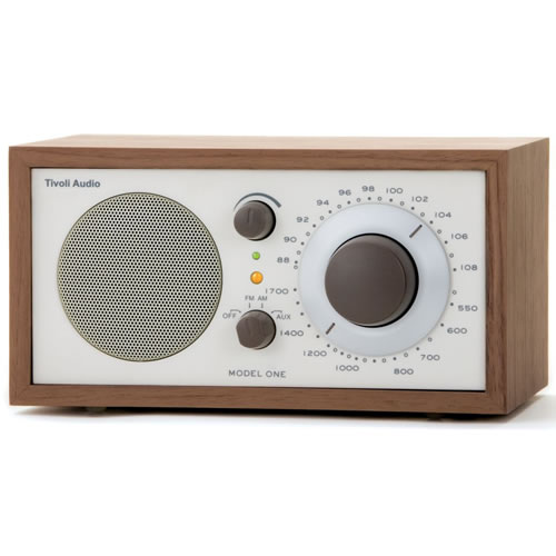 Tivoli Audio Model One Radio in Classic Walnut
