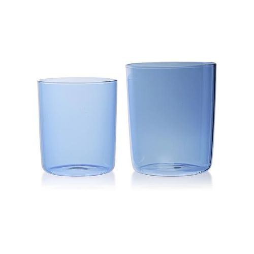 Large Azure Tumbler Set