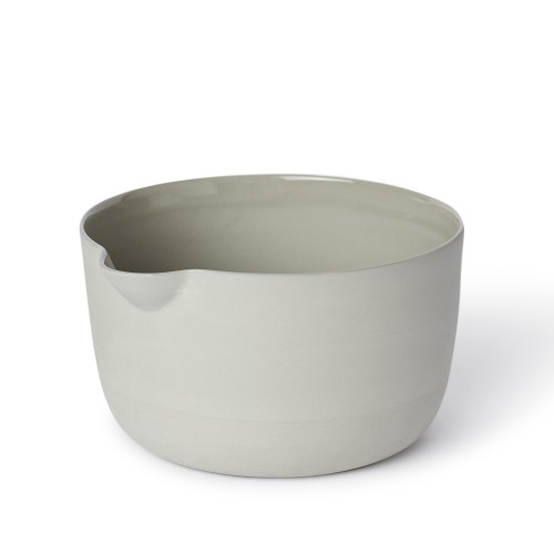 Mixing Bowl Large in Ash