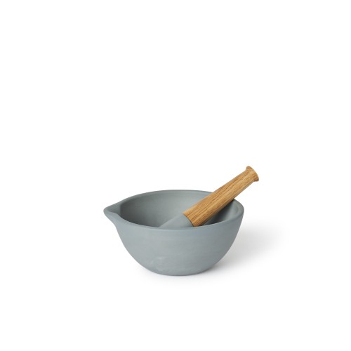Mortar & Pestle in Steel