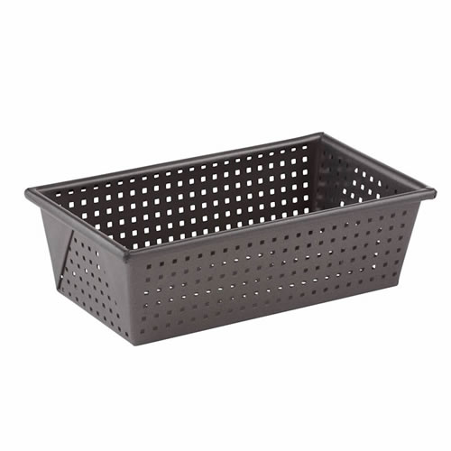 CrispyBake Non Stick Box Sided Loaf Pan
