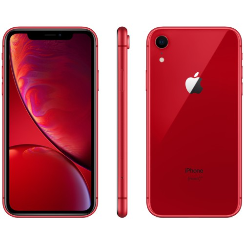 Apple 256GB iPhone XR Red