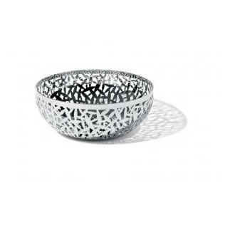 Cactus Fruit Bowl in Stainless Steel 21.1cm