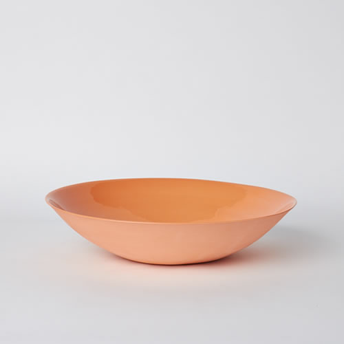 Nest Bowl Large in Orange
