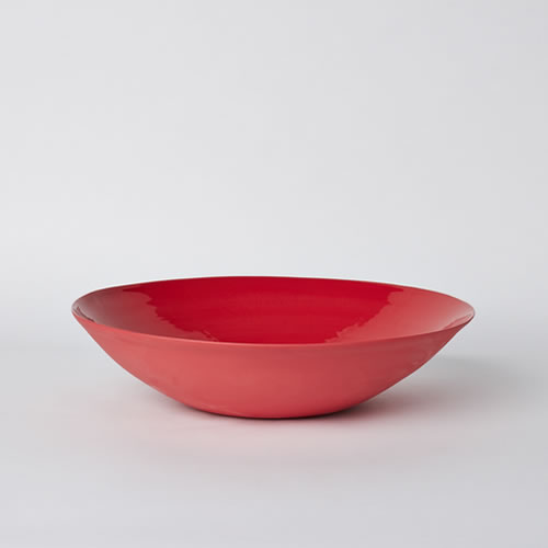Nest Bowl Large in Red