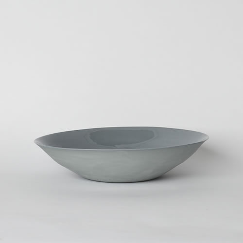 Nest Bowl Large in Steel