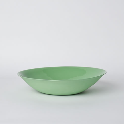 Nest Bowl Large in Wasabi