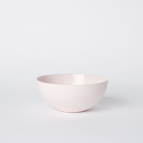 Noodle Bowl Cereal in Pink