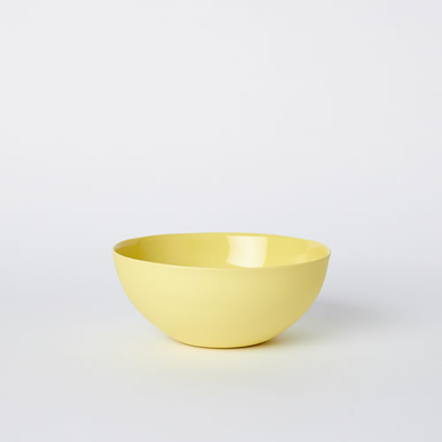 Noodle Bowl Cereal in Yellow
