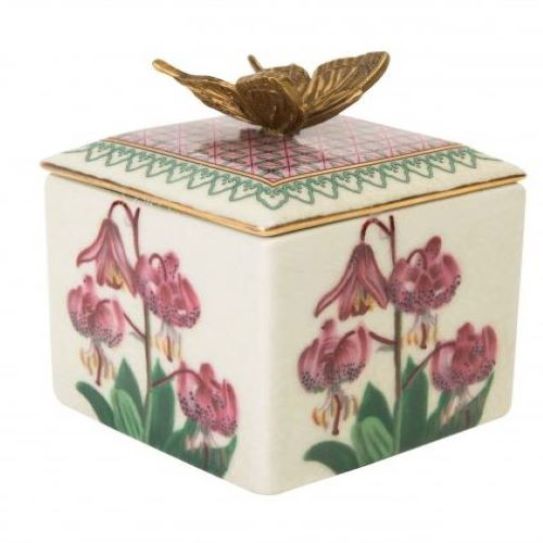 Oriente Trinket Box
