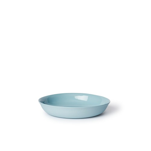 Pebble Bowl Cereal in Blue