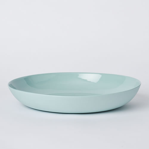 Pebble Bowl Large in Blue