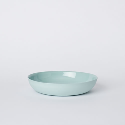 Pebble Bowl Medium in Blue