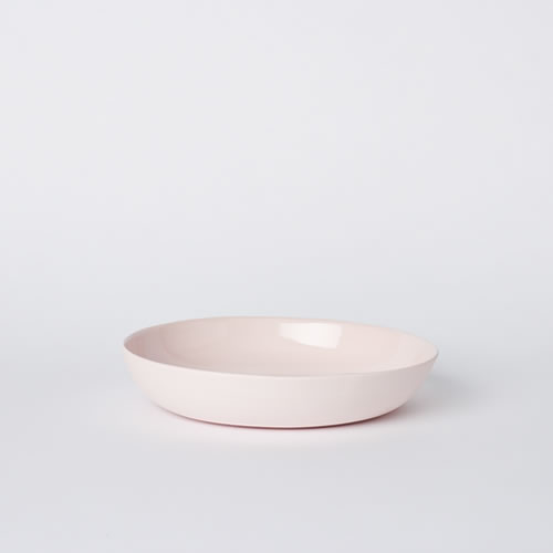Pebble Bowl Medium in Pink