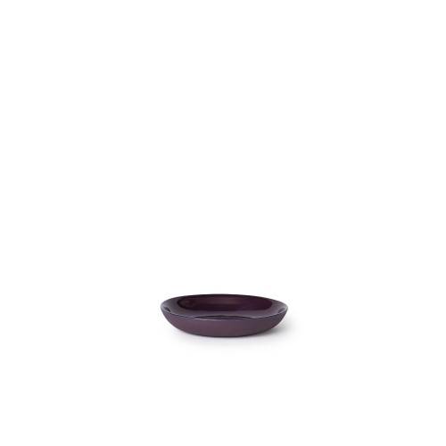Pebble Bowl Small in Plum