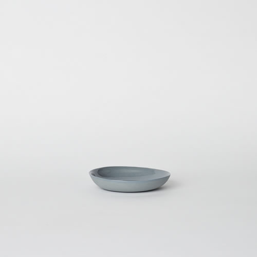 Pebble Bowl Small in Steel