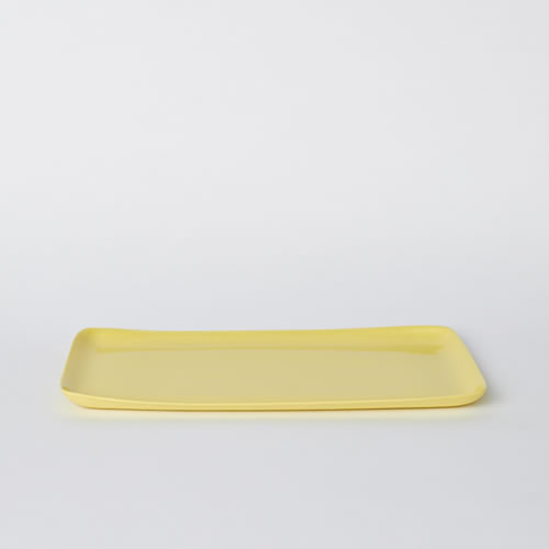 Platter in Yellow