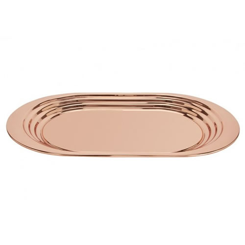 PLUM Tray Copper Plated